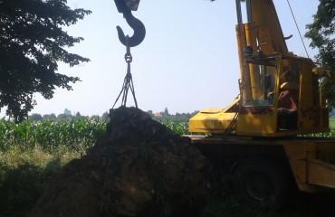 Pomocné stavebné práce – zateplenie budovy